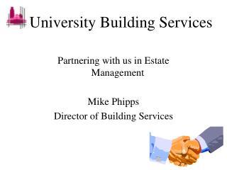 University Building Services
