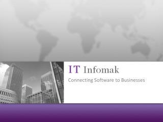 IT INFOMAK - Web Design & Development
