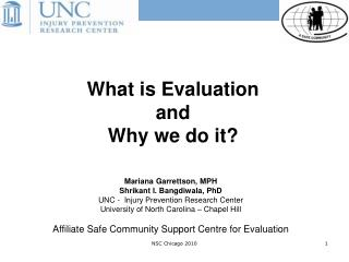 What is Evaluation and Why we do it?