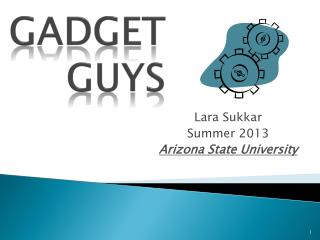 Gadget Guys