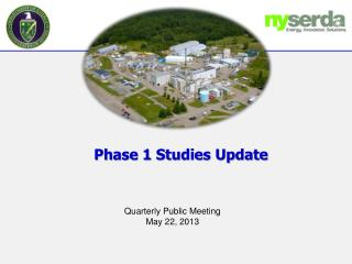 Phase 1 Studies Update