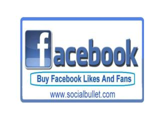 Make your business more functional and buy facebook likes!