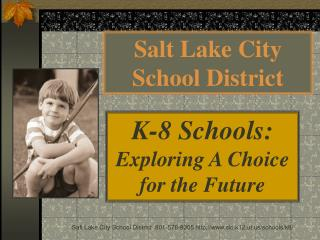 Salt Lake City  School District