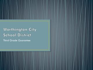 Worthington City School District