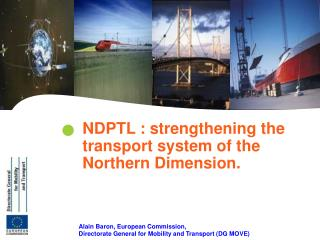 NDPTL : strengthening the  transport system of the Northern Dimension.