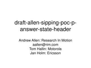 draft-allen-sipping-poc-p-answer-state-header