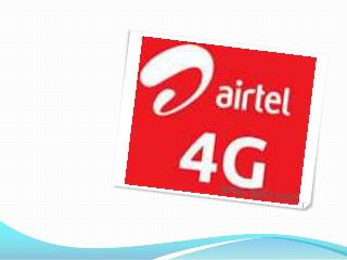 Airtel 4G Data Cards Bangalore