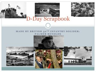 D-Day Scrapbook