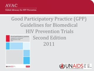Why were the GPP Guidelines created?