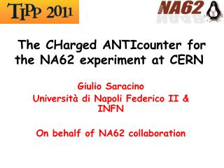 The  CHarged ANTIcounter  for the NA62 experiment at CERN