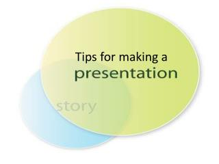 Tips for making a