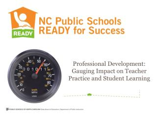 Professional Development: Gauging Impact  on Teacher Practice and Student Learning
