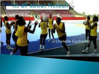 Its all about Netball