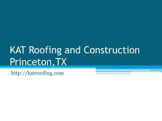 Gutter Replacement,Princeton,TX