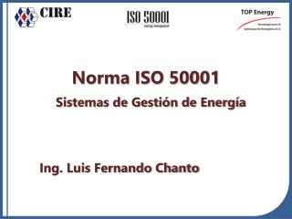 Norma ISO 50001