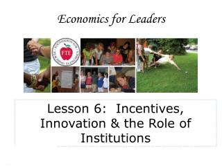 Economics for Leaders