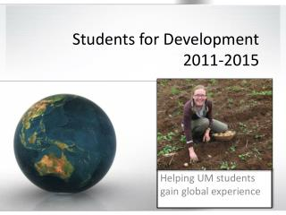 Students for Development 2011-2015