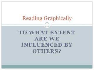 Reading Graphically