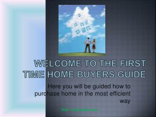 Important Tips for Purchasing Home