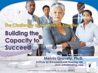 The Challenge of the Diverse Supplier
