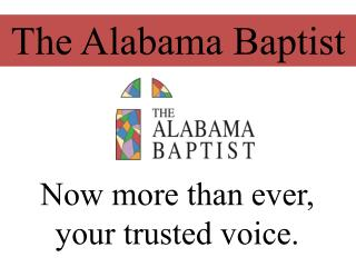 The Alabama Baptist