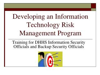 Developing an Information Technology Risk Management Program
