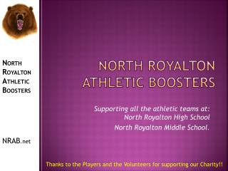 North Royalton athletic boosters