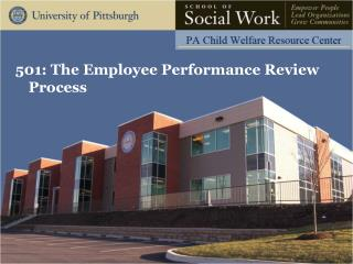 501: The Employee Performance Review Process