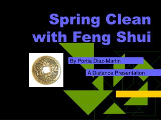 Spring Clean with Feng Shui