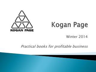 Kogan Page