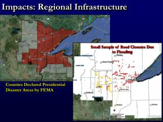 Impacts: Regional Infrastructure
