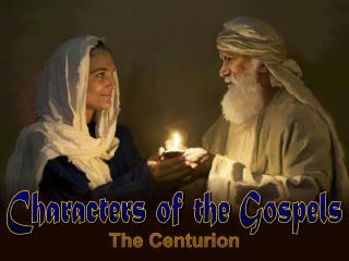 Characters of the Gospels