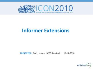 Informer Extensions