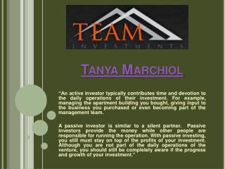 www.tanyamarchiol.com