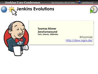 Jenkins Evolutions