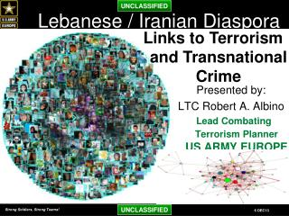 Lebanese / Iranian Diaspora