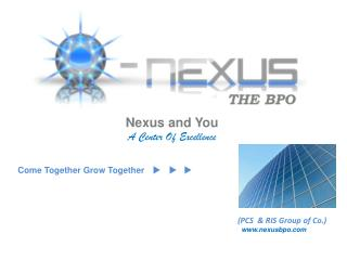 (PCS  & RIS Group  of  Co.)   nexusbpo