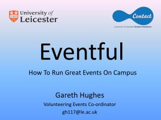 Eventful How To Run Great Events On Campus