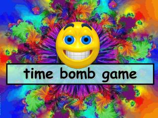 time bomb game