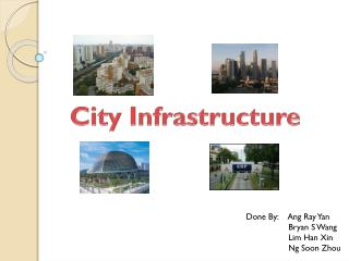 City Infrastructure