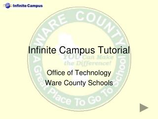 Infinite Campus Tutorial