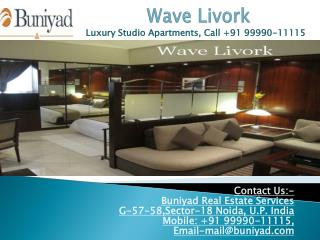 Buy Multi Use Studio Apartments in Wave Livork