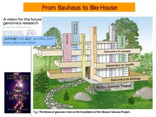 From Bauhaus to Bio-House