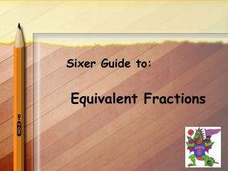 Sixer Guide to: