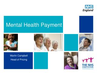 Mental Health Payment