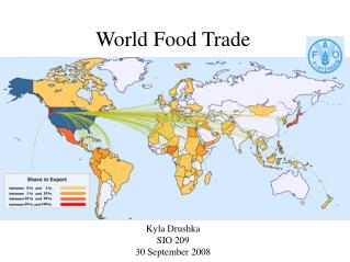 World Food Trade