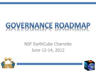 NSF  EarthCube Charrette June 12-14, 2012