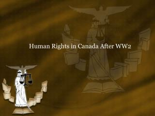 Human Rights in Canada After WW2