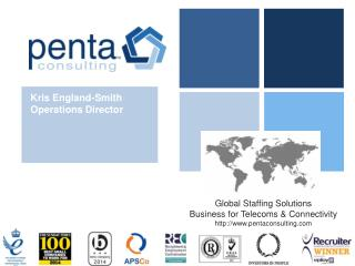 Global Staffing Solutions  Business for Telecoms & Connectivity pentaconsulting
