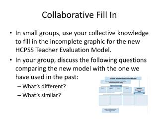 Collaborative Fill In